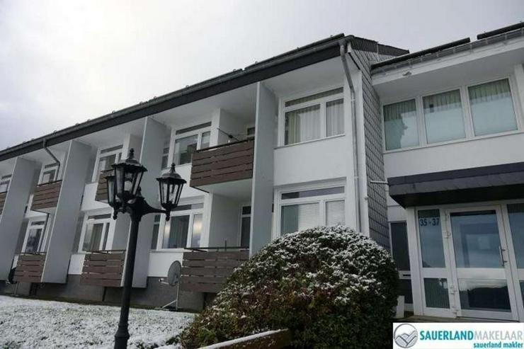 Bild 2: kleine schöne Wohnung mit Blick über Willingen