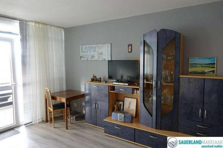 Bild 6: kleine schöne Wohnung mit Blick über Willingen