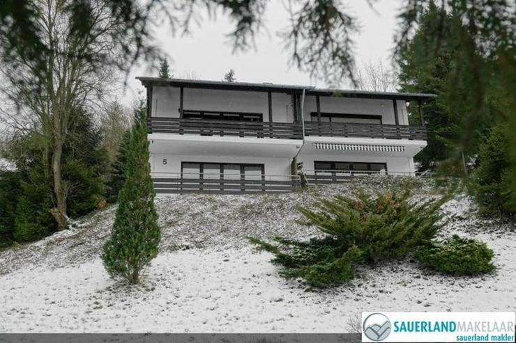 Reserviert - Wunderschön gelegene 2 Zimmerwohnung in Schwalefeld