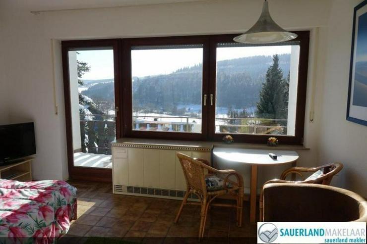 Bild 6: Ruhige Lage & schöne Aussicht, 1 Zimmerwohnung