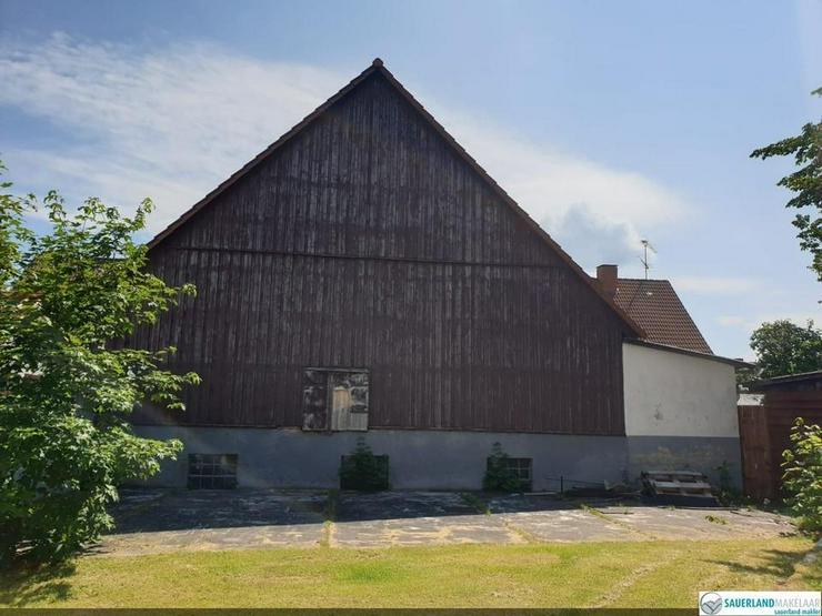 Bild 4: Wunderschön gelegene alte Fachwerkbauernhaus, Eimelrod