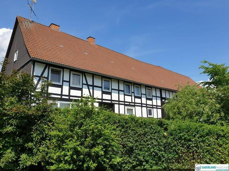 Wunderschön gelegene alte Fachwerkbauernhaus, Eimelrod - Haus kaufen - Bild 1
