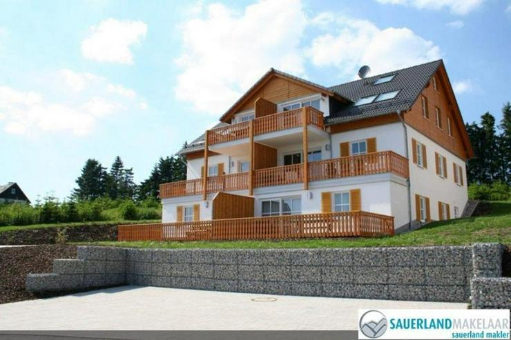 Schöne Wohnung in Neuastenberg mit traumhaftem Ausblick