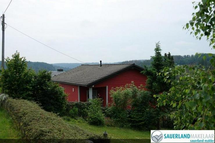 Sehr schön gelegen Wohnhaus verteilt über 2 Wohnungen - Haus kaufen - Bild 1