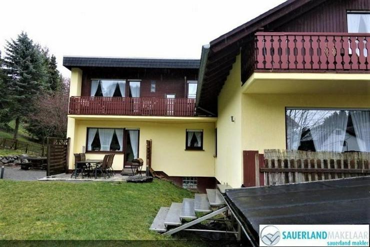 Bild 3: Schöne 4 Zimmerwohnung in Schwalefeld