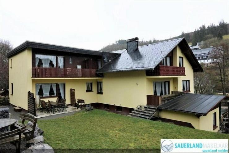 Bild 2: Schöne 4 Zimmerwohnung in Schwalefeld