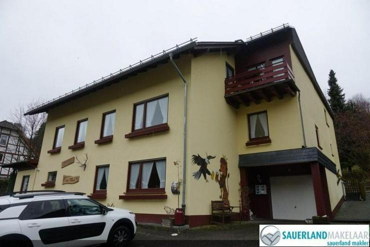 RESERVIERT - Gemütliche 3 Zimmerwohnung Schwalefeld - Wohnung kaufen - Bild 1