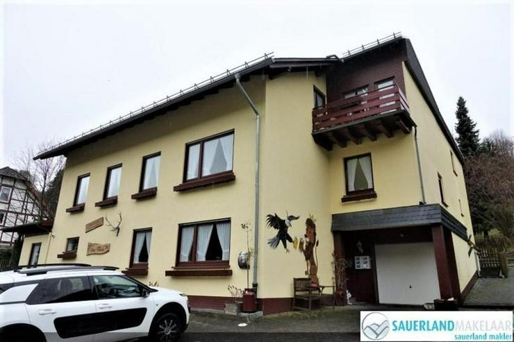 RESERVIERT - Nette 2 Zimmerwohnung in Schwalefeld