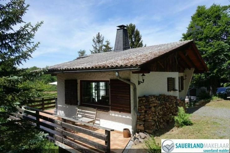 Bild 3: Wunderschön gelegen Haus mit Weitblick in Rengershausen (Frankenberg)