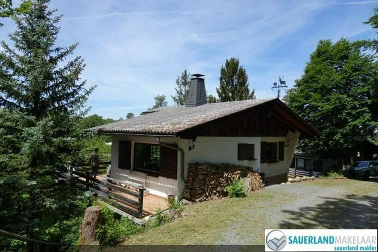 Wunderschön gelegen Haus mit Weitblick in Rengershausen (Frankenberg)