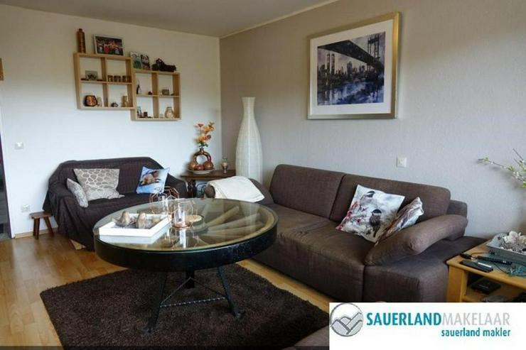 Bild 4: Geräumige 3-Zimmer-Wohnung in Niedersfeld mit Garten und Balkon