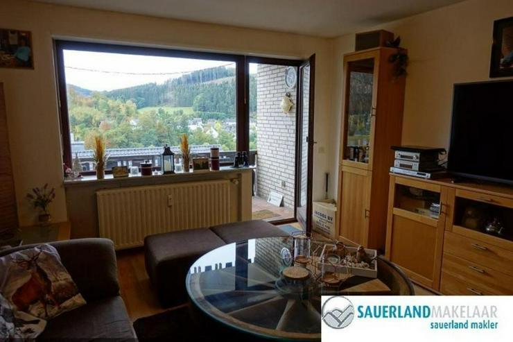 Bild 5: Geräumige 3-Zimmer-Wohnung in Niedersfeld mit Garten und Balkon
