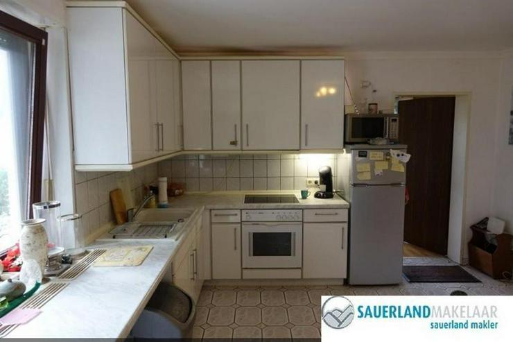 Bild 6: Geräumige 3-Zimmer-Wohnung in Niedersfeld mit Garten und Balkon