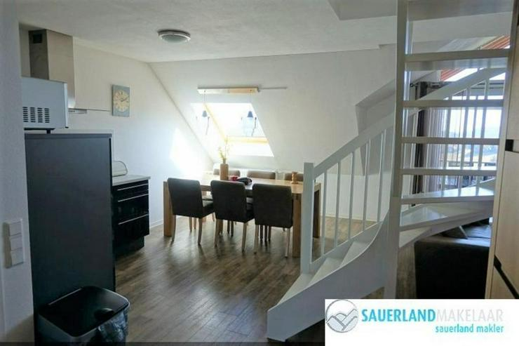 Bild 3: RESERVIERT - Fast neuen Penthouse-wohnung in Neuastenberg an der Piste