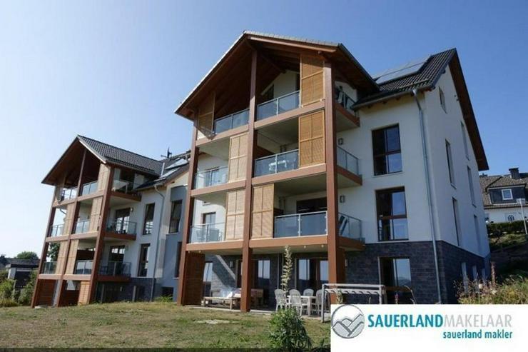 RESERVIERT - Fast neuen Penthouse-wohnung in Neuastenberg an der Piste - Wohnung kaufen - Bild 1