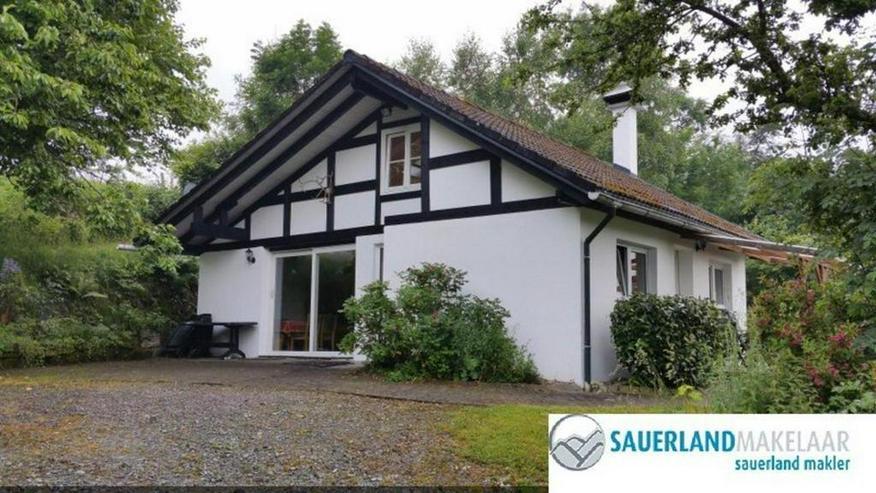 RESERVIERT - Wunderschön und ruhig gelegenes Haus nähe Eslohe
