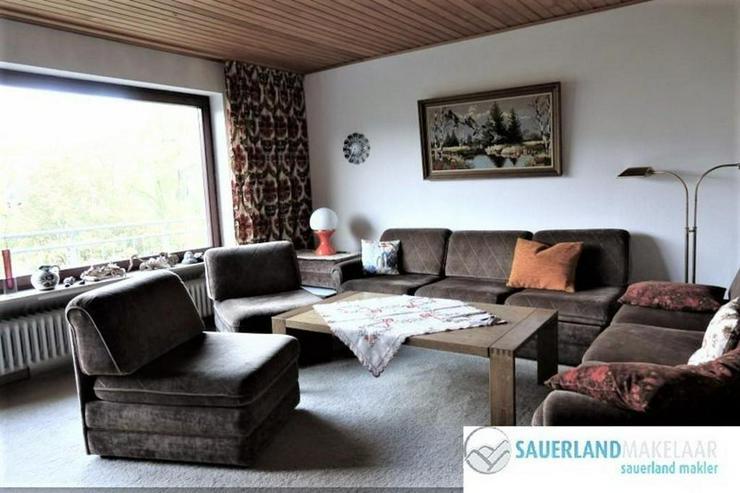 Bild 5: Schön gelegene 3-Zimmerwohnung in Schwalefeld