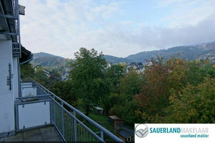 Bild 2: RESERVIERT - Schön gelegene 3-Zimmerwohnung in Schwalefeld