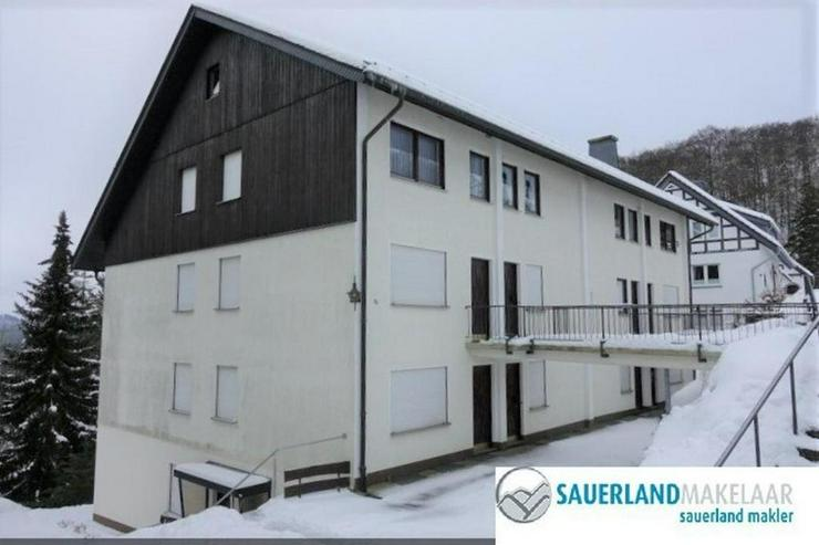 RESERVIERT - Schöne 2-Zimmerwohnung in Nordenau nur eigene Nutzung