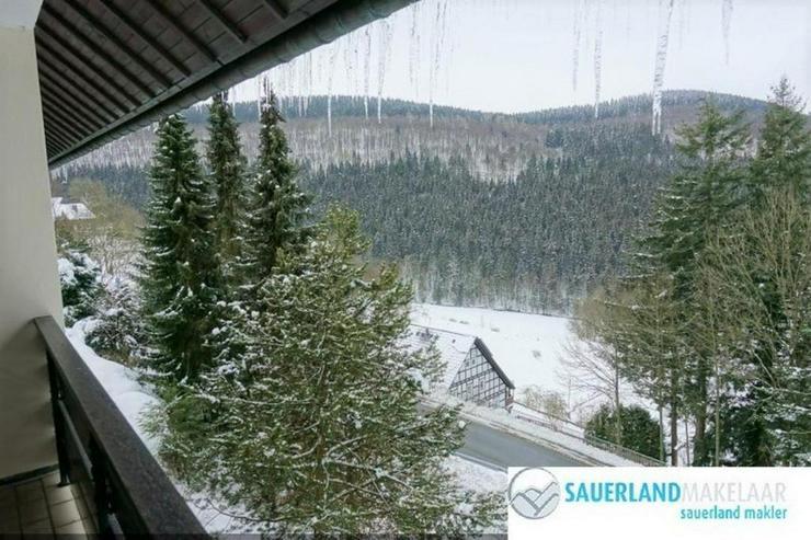 Bild 2: RESERVIERT - Schöne 2-Zimmerwohnung in Nordenau nur eigene Nutzung
