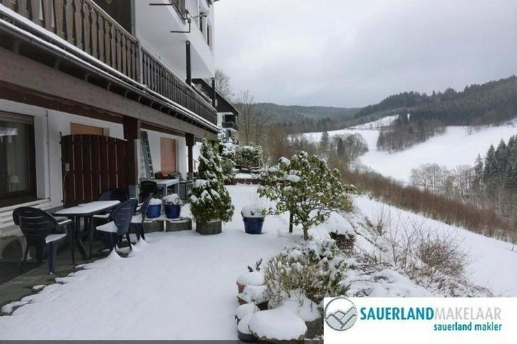 Bild 2: RESERVIERT - Wunderschön gelegene 1-Zimmer-Wohnung in Nordenau