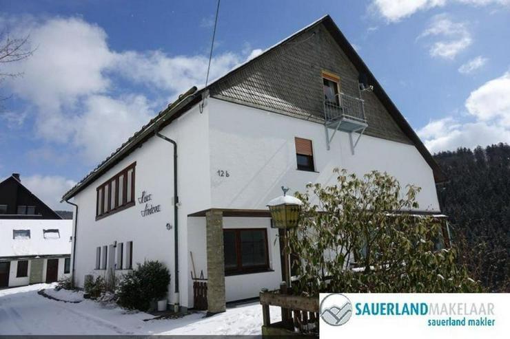 Wunderschön gelegene 1-Zimmer-Wohnung in Nordenau