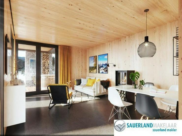 Bild 4: Schöne neu gebaute Ferienhäuser in Niedersfeld - Typ A Luxus