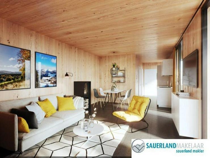 Bild 3: Schöne neu gebaute Ferienhäuser in Niedersfeld - Typ A Luxus