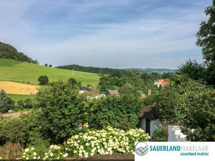Bild 5: Ruhig gelegenes, freistehendes Haus mit Panoramablick und Garten