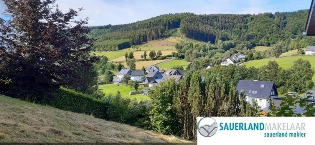Bild 5: Wunderschön gelegenes freistehendes Haus mit herrlichem Blick in Elpe