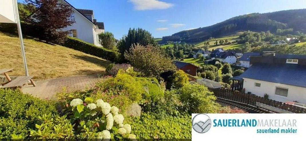 Bild 3: Wunderschön gelegenes freistehendes Haus mit herrlichem Blick in Elpe