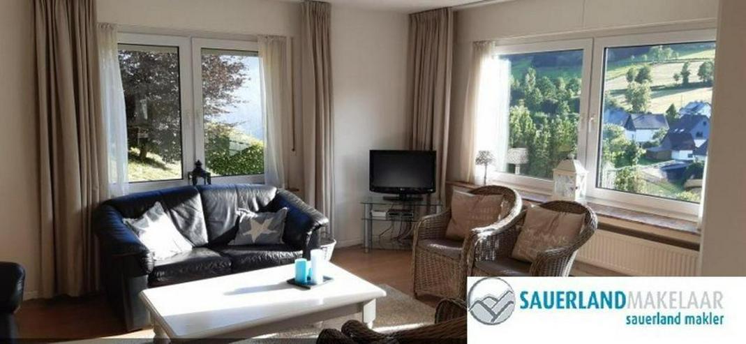 Bild 6: Wunderschön gelegenes freistehendes Haus mit herrlichem Blick in Elpe