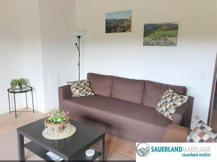 Bild 3: Gemütliche 4-Zimmer-Wohnung Schwalefeld mit schöner Aussicht