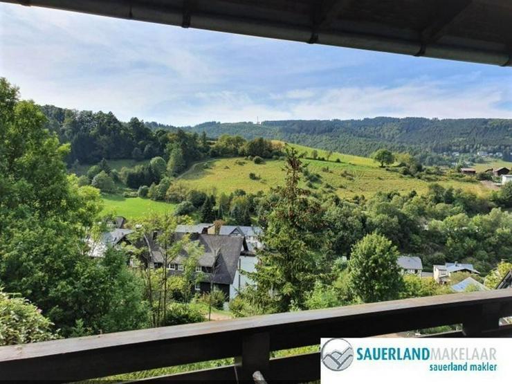 Gemütliche 4-Zimmer-Wohnung Schwalefeld mit schöner Aussicht