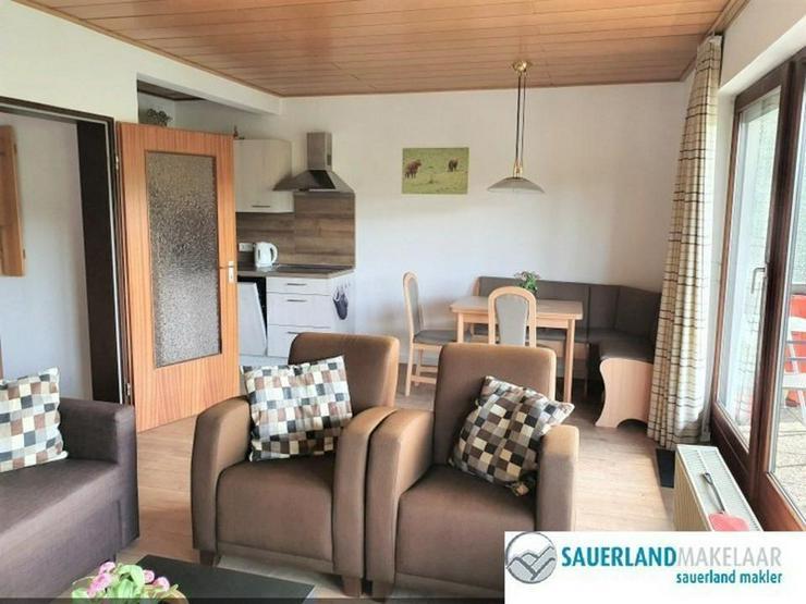Bild 4: Gemütliche 4-Zimmer-Wohnung Schwalefeld mit schöner Aussicht