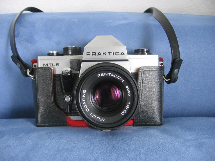 Spiegelreflexkamera Praktica MTL 5