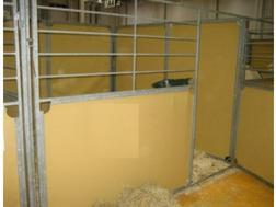 mobile Pferdebox Tunierboxen komplett zerl - Unterst�nde & Z�une - Bild 1