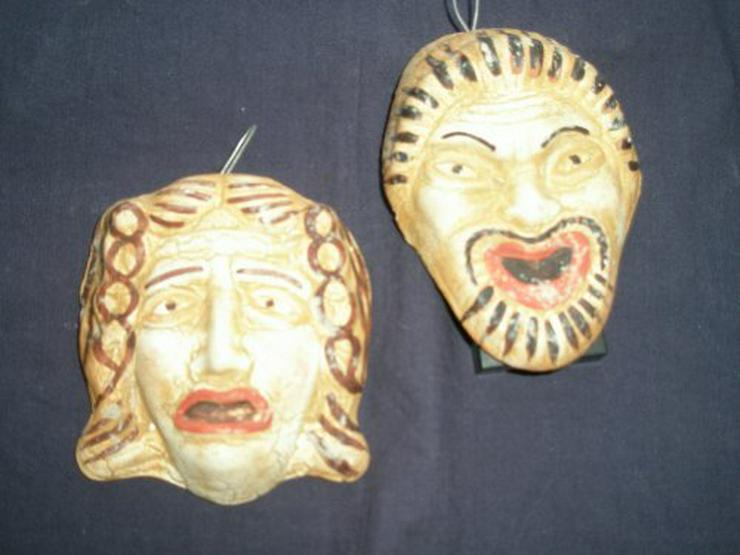 Traginian & Comedian