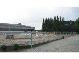 Reitplatz Einz�unung 1 999 - Unterst�nde & Z�une - Bild 1