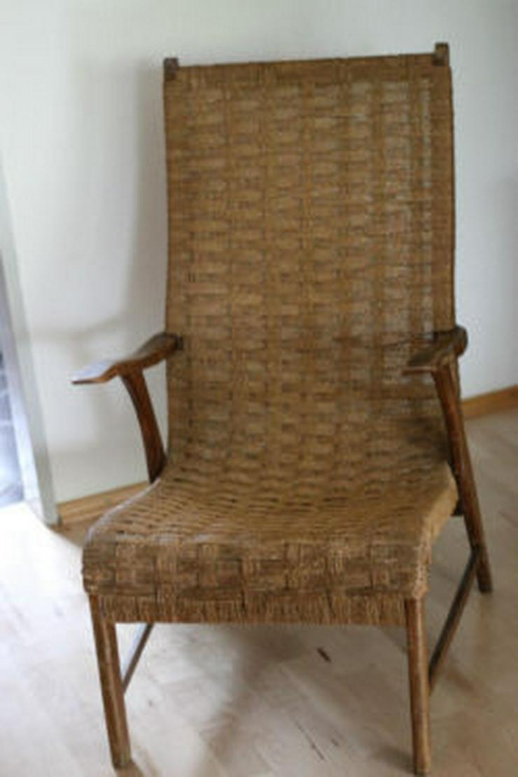 Endlich ruhen, im antiken Lehnstuhl! - Stühle, Bänke & Sitzmöbel - Bild 2