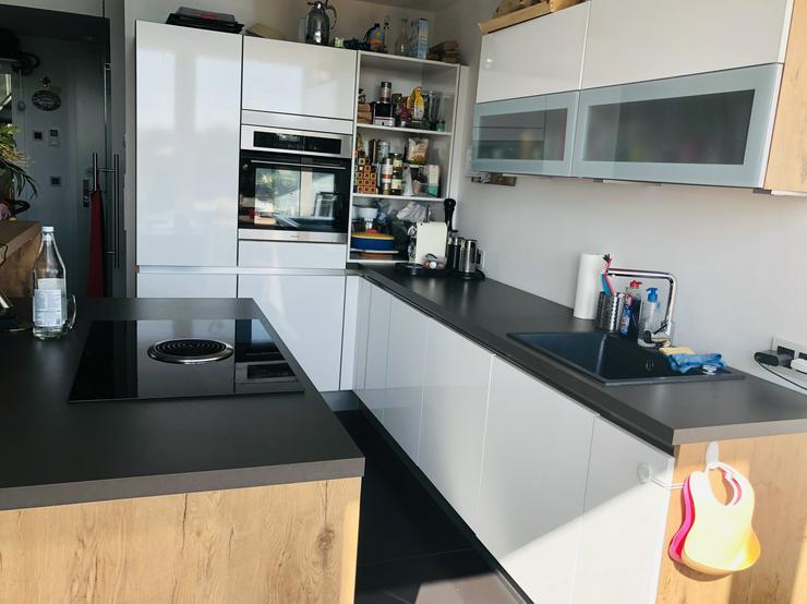 Bild 3: Einbauküche bei Abholung + Ausbau € 2.500,-