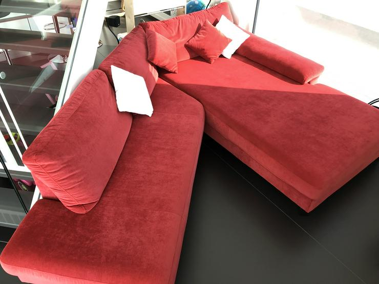 Couch bei Abholung € 1.500,- - Weitere - Bild 3