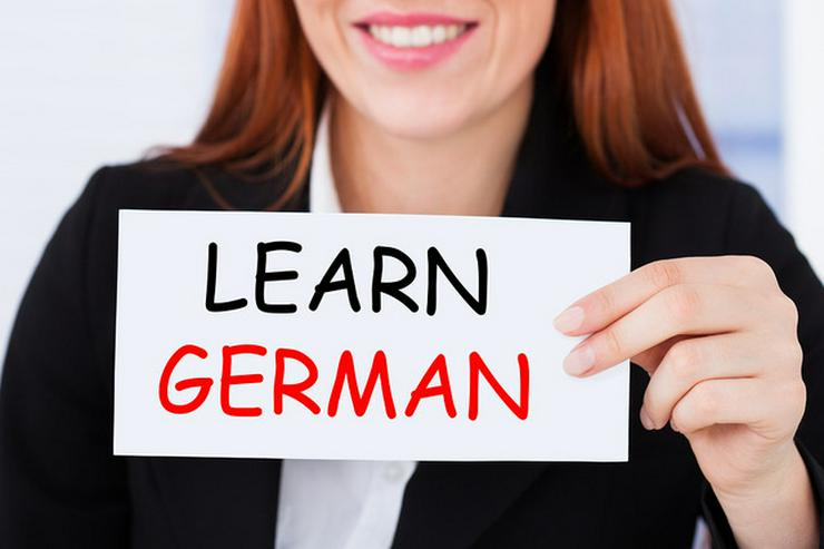 START TO SPEAK GERMAN FLUENTLY evening German courses in Hamburg - Sprachkurse - Bild 1