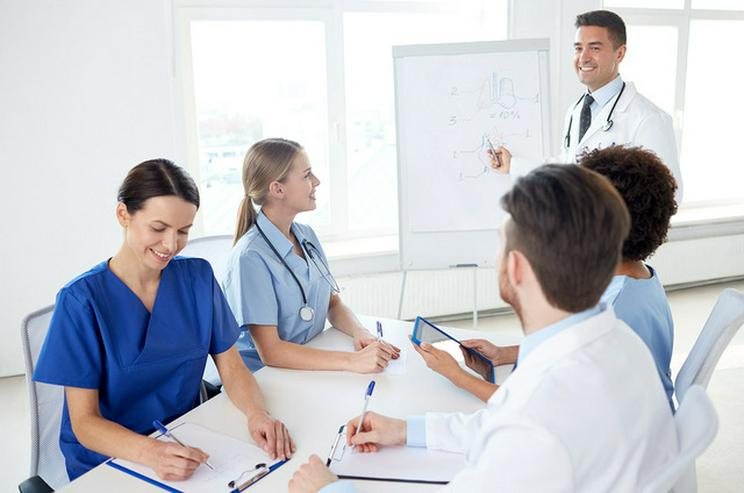 Bild 4: Deutsch für Ärzte Hamburg: Medical German courses
