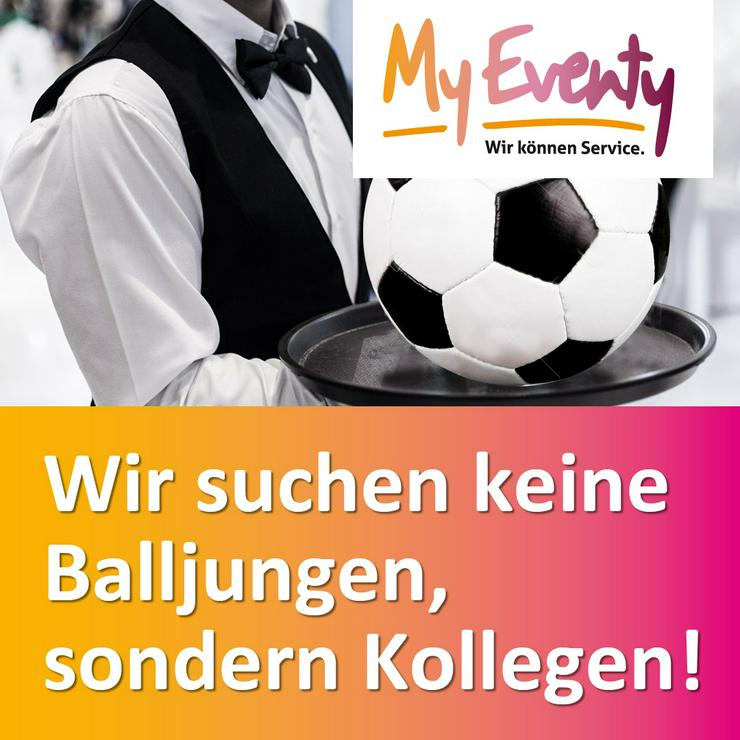 Engagiertes Servicepersonal für Bundesligaspiele in München gesucht! - Service & Bar - Bild 1