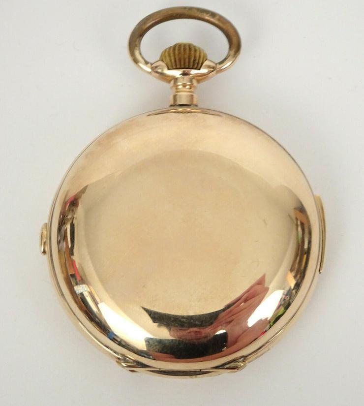 Bild 5: Taschenuhr Antike Gold!