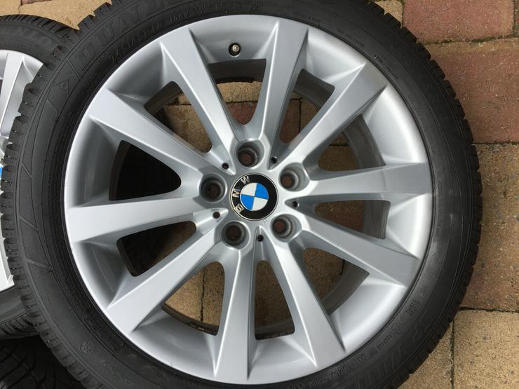 Bild 4:  .BMW 5/6er Winterräder 245/45 R18 Dunlop Winter Ranflat guter Zustand