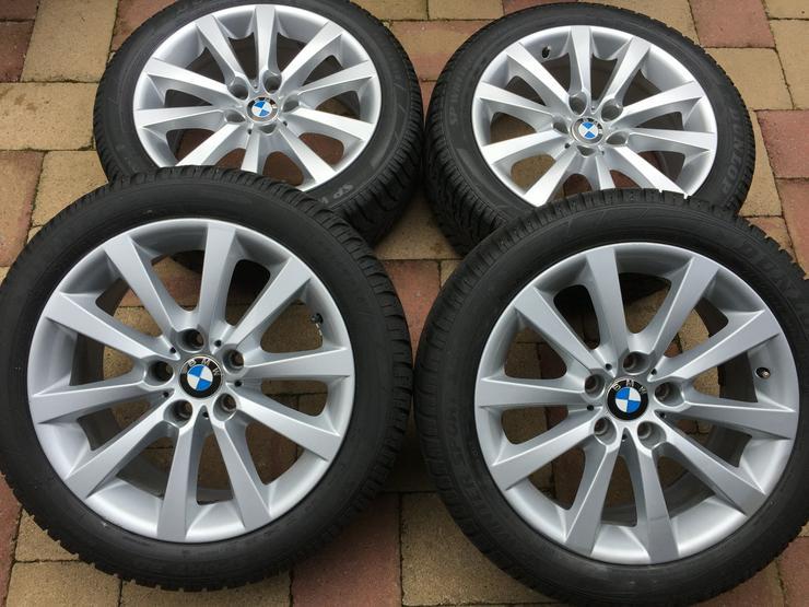 .BMW 5/6er Winterräder 245/45 R18 Dunlop Winter Ranflat guter Zustand