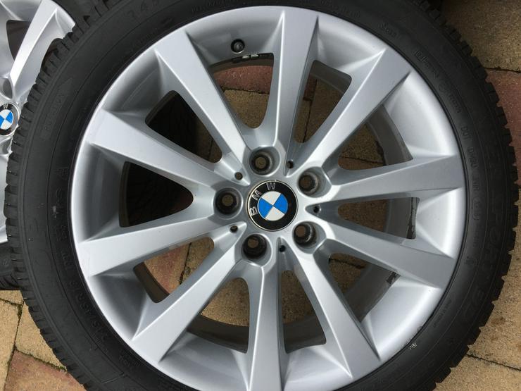 Bild 5:  .BMW 5/6er Winterräder 245/45 R18 Dunlop Winter Ranflat guter Zustand
