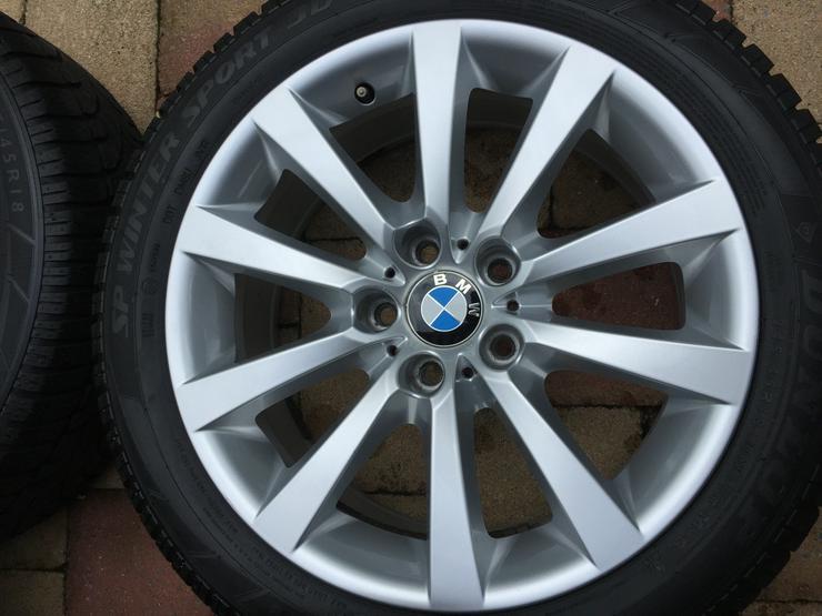 Bild 6:  .BMW 5/6er Winterräder 245/45 R18 Dunlop Winter Ranflat guter Zustand